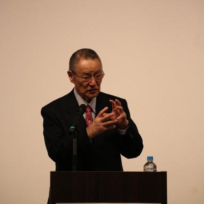 瓢亭 髙橋英一講演会「京の食文化と工芸―私のこだわり」