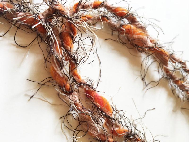 アートな糸(アートヤーン)