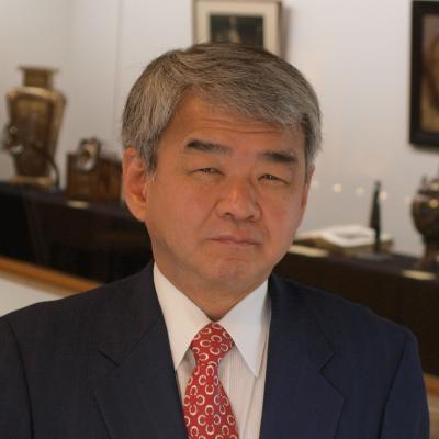 清水三年坂美術館 館長 村田 理如